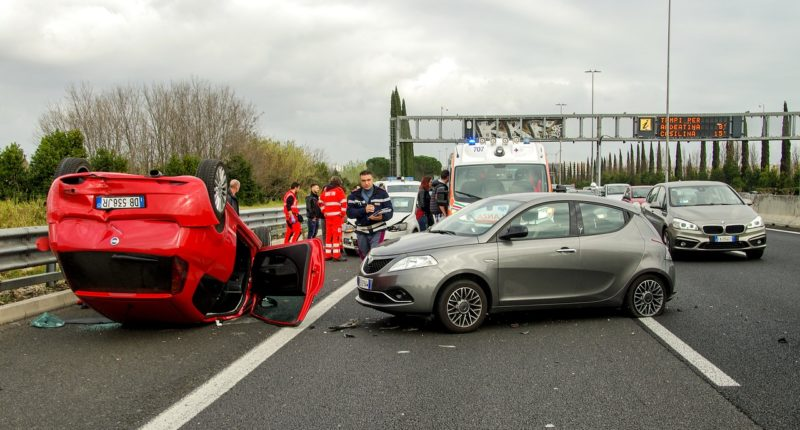 Car Accidents in California and their Impact